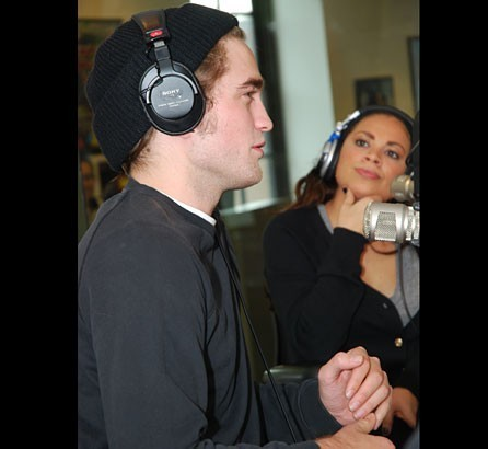Rob on the Radio =)