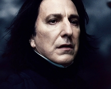 Severus Snape - The Half-Blood Prince / Astronomy Tower