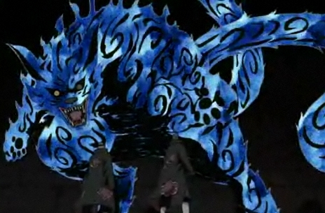 Two-Tailed Monster Cat - Naruto Photo (7382120) - Fanpop