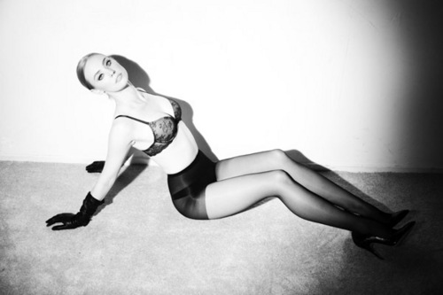Tyler Shields Photoshoot