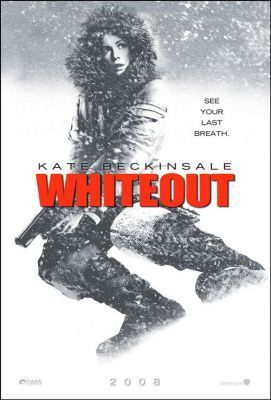 White Out Poster Alternate 2009
