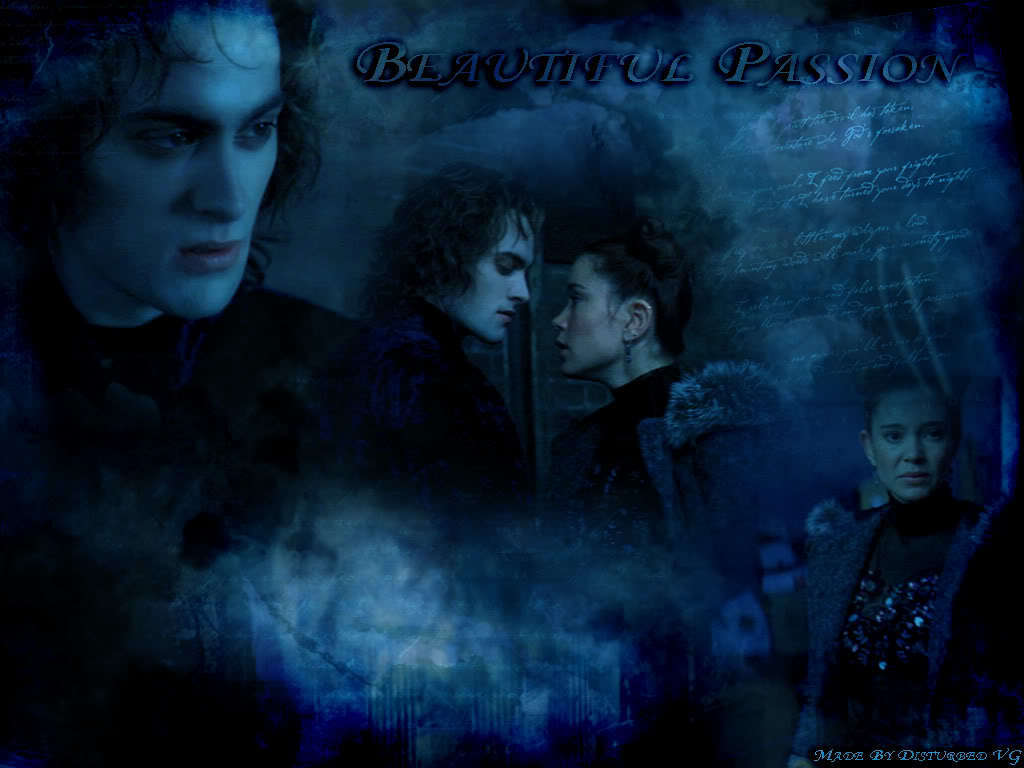 Lestat And Jesse Twilight Vs The Vampire Lestat Wallpaper