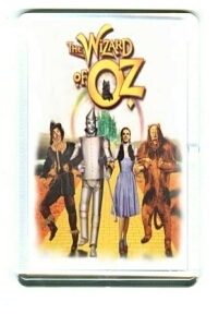The Wizard Of Oz Fridge Magnet