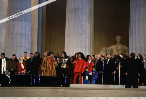 Awards & Special Performances > Pre-Inaugural Celebration for Bill Clinton