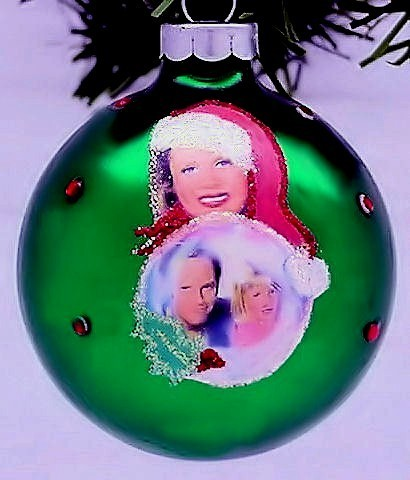 Bewitched Christmas Decoration