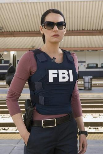 Emily Prentiss FBI