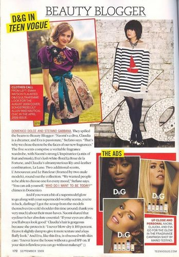 Teenvogue september 2009