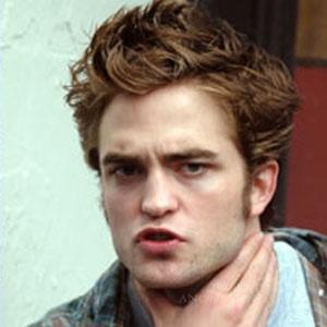 Twilight Thingys [Top 10 Rob's Funny faces]