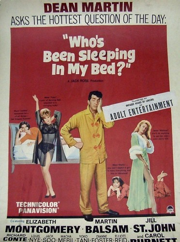 Whos Been Sleeping In My Bed? Film Poster