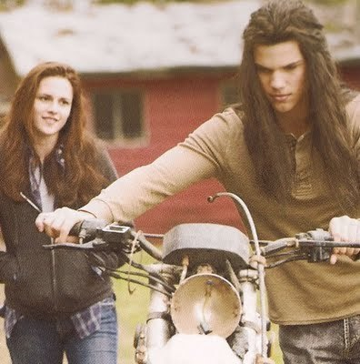 Bella and Jacob <3