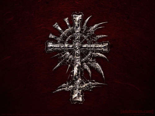Cross from Trinity Blood