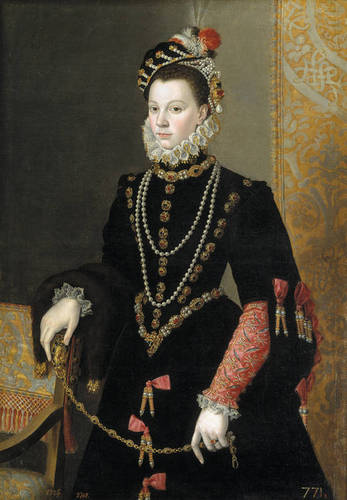 Elizabeth of Valois, 3rd Wife of Philip II of Spain