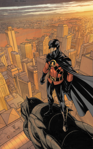 Red Robin #6