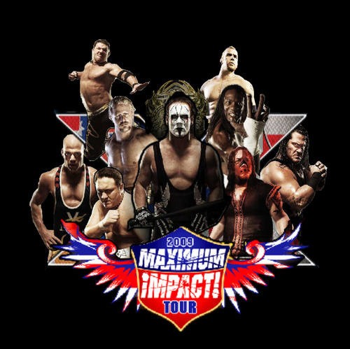 Sting & TNA Superstars