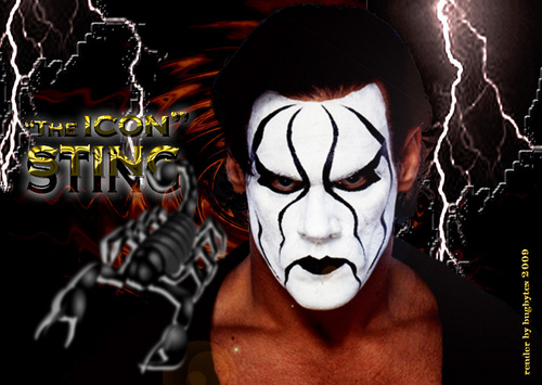 Sting wallpaper da bugbytes