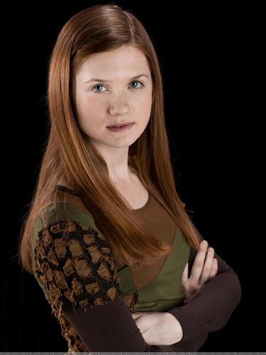 Ginny in HBP