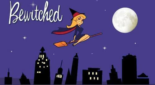 I Dream of Jeannie & bewitched