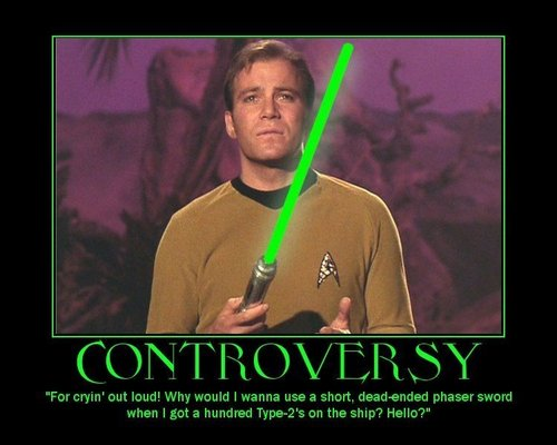 Kirk - Inspirational Posters