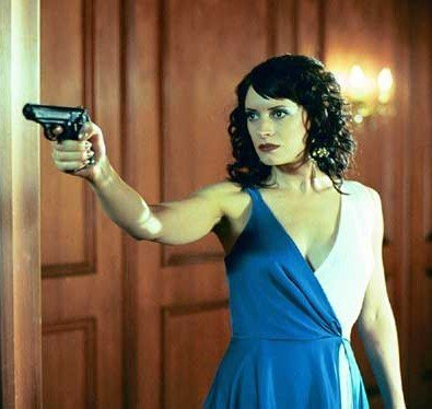 Paget as Agent 15