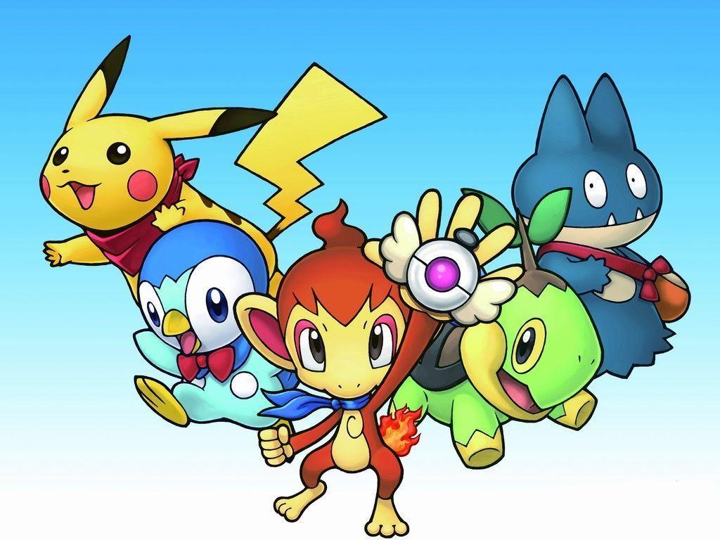 Poketeam Pokemon Mystery Dungeon Foto 7638550 Fanpop
