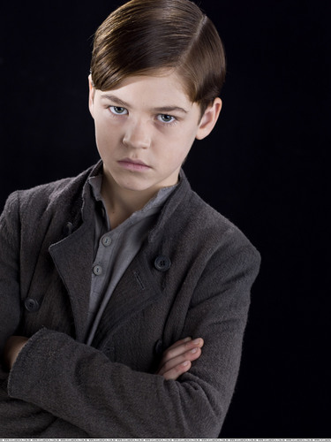 Tom Riddle in HBP