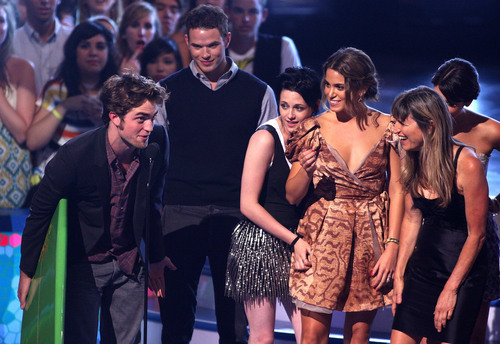 Twilight Cast at the TCA! Really HQ!!!