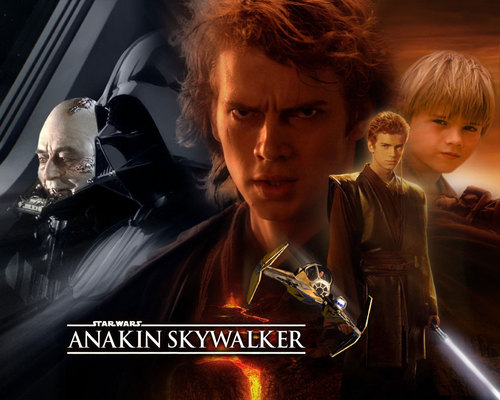 Anakin's Evolution