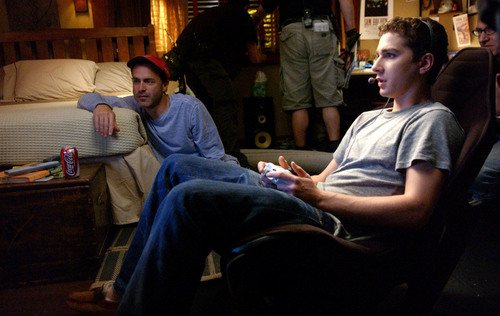 Disturbia -Behind the Scenes