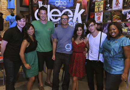 Gleek Tour in DC