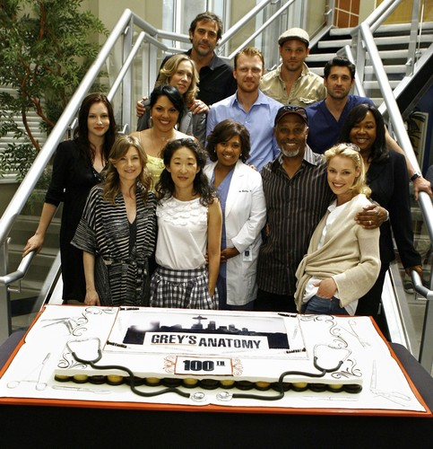 Grey's Anatomy 100th Episode Celebration
