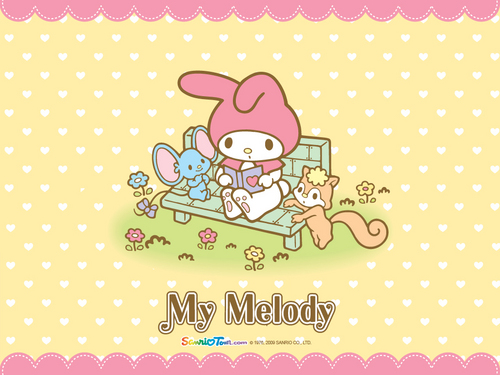 My Melody images My Melody Wallpaper HD wallpaper and ...