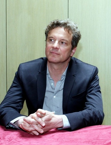 Colin Firth at In Prison My Whole Life Screening and Q&A in Marseilles