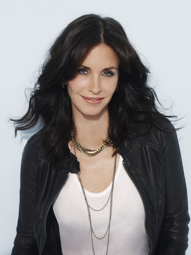 Courteney Cox as Jules.