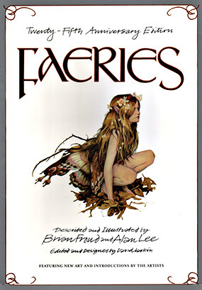 Faeries kwa Brian Froud and Alan Lee