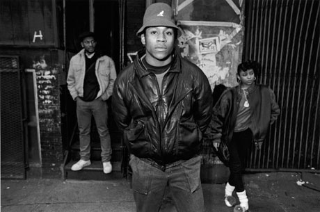 LL cool J back in the dayz