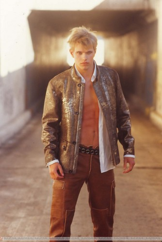 Old Kellan Photoshoot