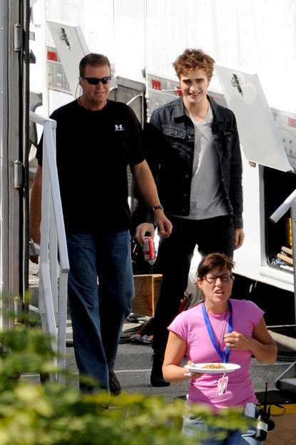 Other pics from eclipse set (Edward out..yay!!! where is Bella???;)))