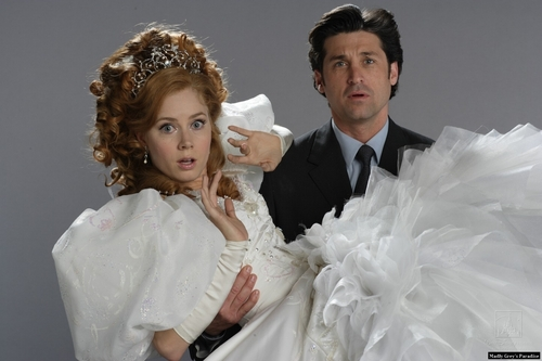 Patrick Dempsey- Come d'incanto photoshoot