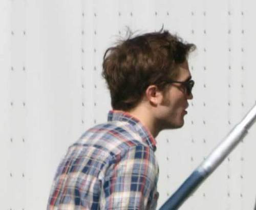 Rob Heading to Eclipse Set