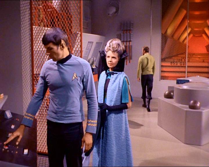 The Naked Time - Mr. Spock Image (5476751) - Fanpop