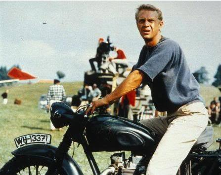Steve McQueen- The Great Escape