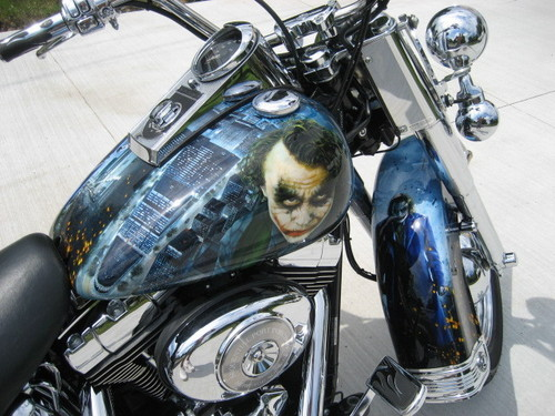 The Joker Bike