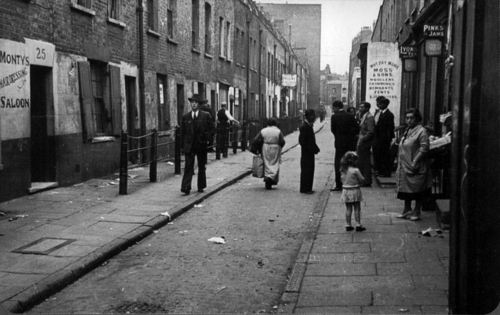 Whitechapel 1938
