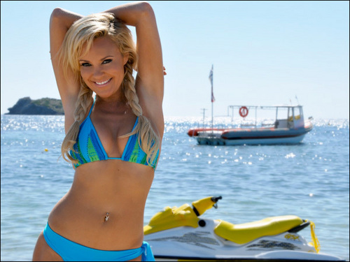 Bridget Marquardt - Bridget's Sexiest Beaches - Spain