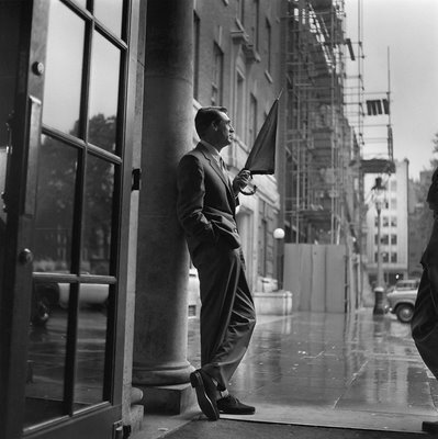 Cary Grant in the Rain