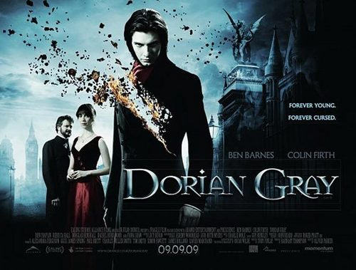 Dorian Gray promotional poster