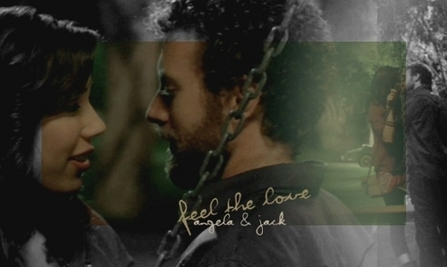 Hodgins and Angela <3