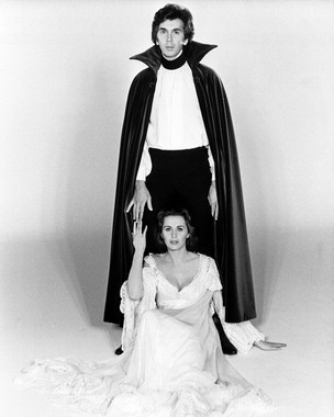Langella as Dracula