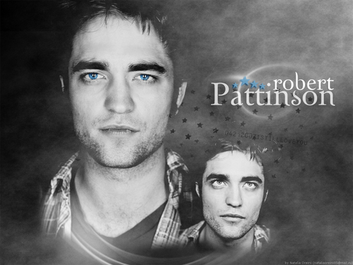 Rob Pattinson kertas dinding