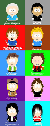 South Park Miserables
